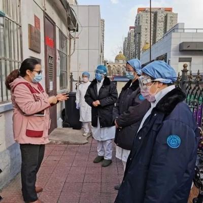 北京市、区两级社区卫生服务管理中心继续严防死守,督导防控措施落实到位