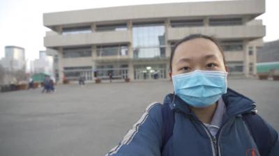 新疆一名高三学生的Vlog——复学第一天