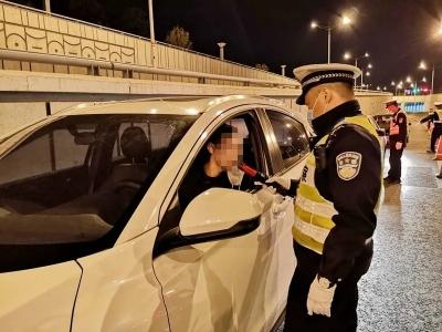 公安部下令严查!丹阳交警3天查获15名酒驾,其中3人涉嫌醉驾