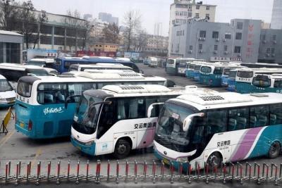 江苏13个设区市已全部恢复班线客运,省际客运班线继续暂停