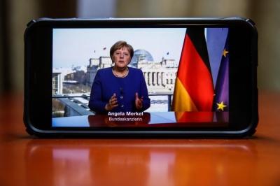 德国单日新增4118例新冠肺炎确诊病例 累计超3万例