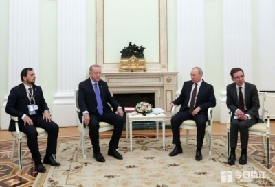 俄土就叙利亚伊德利卜停火达成协议