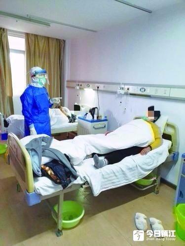 """周兴蓓:早早就把""""行装""""送进了医院"""