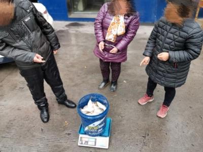 三人非法捕捞百斤江鱼,扬中警方一举抓获
