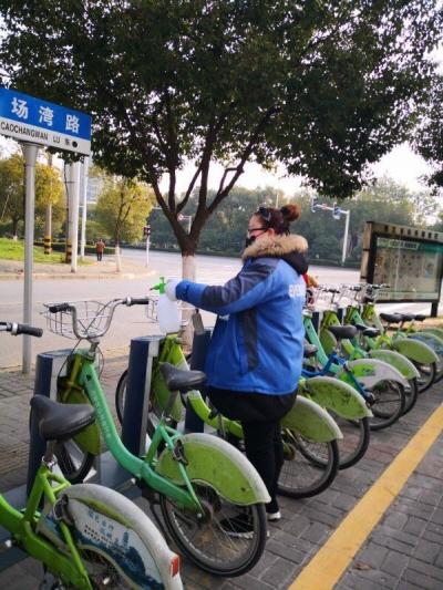 骑行数据见证镇江市民在疫情防控中的坚守