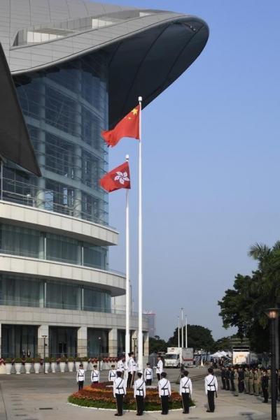 外交部驻港公署敦促美方停止包庇涉嫌犯罪的祸国乱港分子