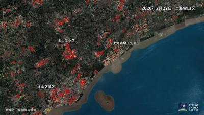 """卫星发现了一个信号:中国正在""""热""""起来!"""