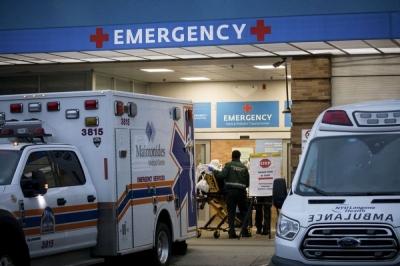 记者手记:纽约市医疗系统,告急!