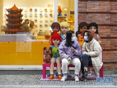 武汉步行街:慢慢恢复的城市活力