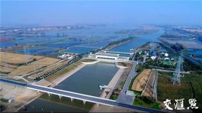 江苏今年将确保完成7亿方南水北调调水出省任务