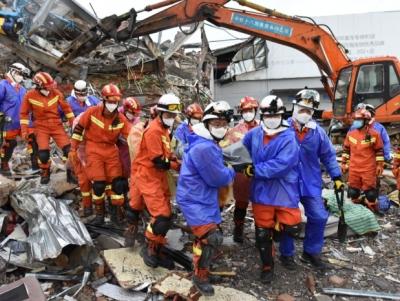 国务院成立福建泉州欣佳酒店坍塌事故调查组