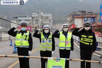 樊丹丹:我是警察 在哪里都得站好岗