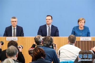 德国一周3.5万人接受病毒检测 投资1.45亿欧元研究新冠病毒