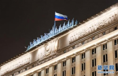 應對新冠肺炎疫情 俄羅斯開建首個方艙醫院