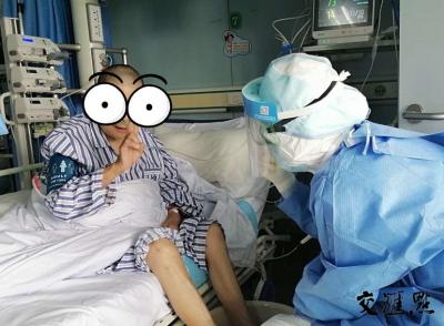 江苏援鄂医疗队再创生命奇迹:85岁的余奶奶康复出院!