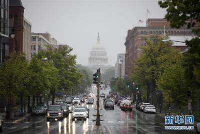 美国会通过4840亿美元援助法案应对新冠疫情