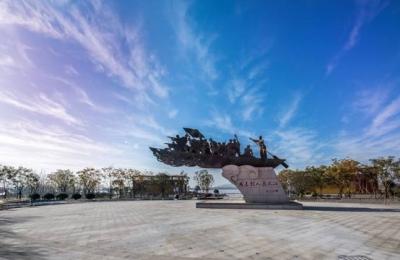 社科基地风采:扬中市渡江文化园 ——军民鱼水情深的深刻见证