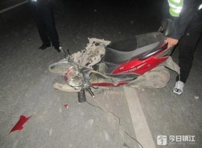 电动车驾驶人被撞身亡,肇事车辆逃逸 看警方如何循线锁定嫌疑人