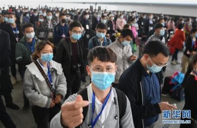 上下同心,守望相助——中国抗疫众志成城的生动实践