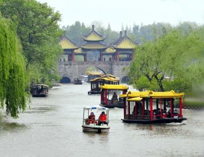 扬州:烟花三月颜值高旅游餐饮优惠多 有力推动服务业复苏回暖