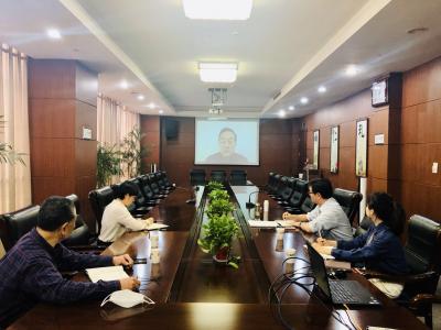镇江市首次开展食品小作坊网络直播培训