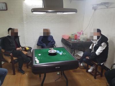 男子打牌输钱找警察评理  被拘又罚3000元