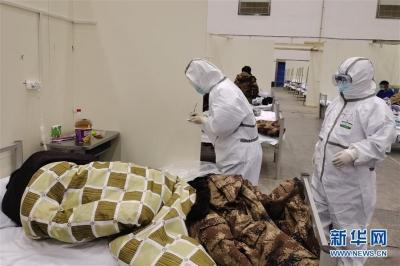世卫组织:全球新冠肺炎累计达到1848439例