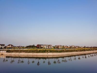扬中油坊镇干群齐心多级联动开展环境整治行动