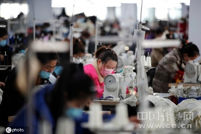 【评新而论·大国经彩】畅通经济循环 助力中小企业渡难关