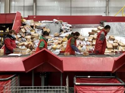 国家邮政局:快递量日超2亿件,基本恢复至疫情前水平