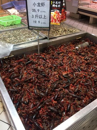 今年小龙虾好吃不贵