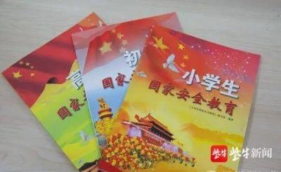 """江苏""""出品"""" 全国首个中小学国家安全教育网课今日上线"""