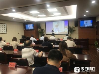 第七次全国人口普查综合试点总结视频会议今早举行