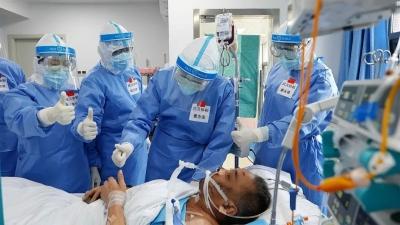 中国战疫观察:守护生命