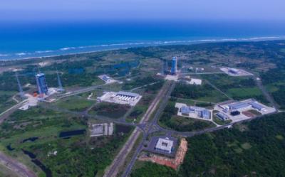 中国文昌航天发射场具备高密度发射实战能力