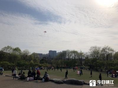"""镇江市文广旅局扎实做好""""五一""""假期景区安全有序开放工作"""