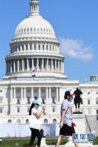美众议院通过3万亿美元新冠援助计划