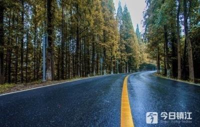 """镇江人身边的一""""路""""风景,看到第几个你最熟悉?"""