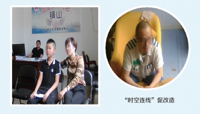 """镇江监狱开展""""护苗""""行动  促进罪犯改过自新回归社会"""