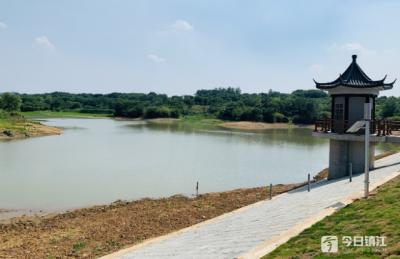 汛期将能派上用场 润州区燕子窝水库除险加固工程基本完工