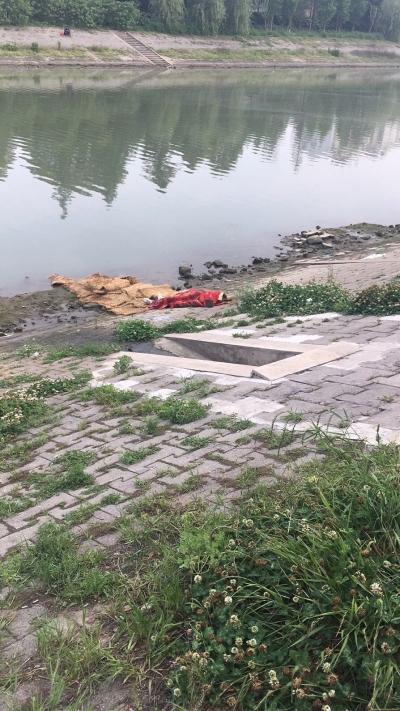 后续, 痛心!17岁女孩离家出走传来噩耗 路过群众在谏壁燕舞桥水面发现其尸体