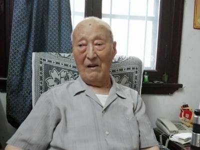 镇江最后一位老红军逝世,享年100周岁