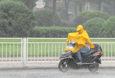 """本周,雨水开启""""做五休二""""模式"""
