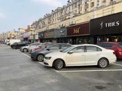 好消息!镇江新区新增免费停车位730个