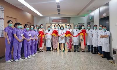瑞康医院骨科病区扩容 骨科2病区正式启用