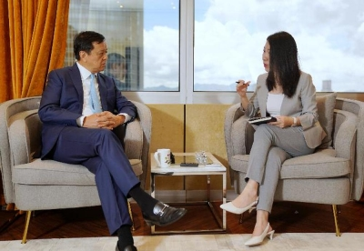"""李小加:""""一国两制""""是稳固香港国际金融中心地位的基础"""