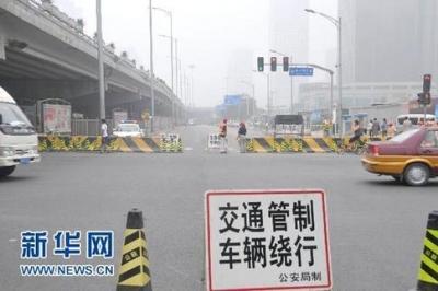 注意!镇江焦山路部分路段将实行临时交通管制