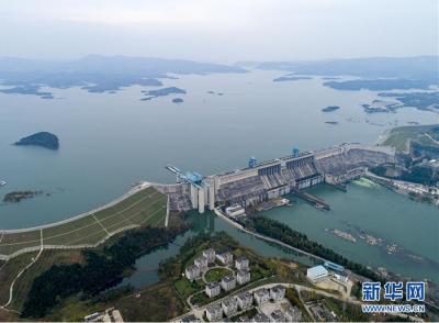 南水北调中线加大输水量实现生态补水9.5亿立方米