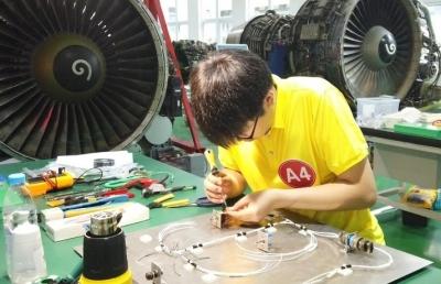 世界技能大赛江苏选拔赛开赛  镇江3个赛点 4个项目