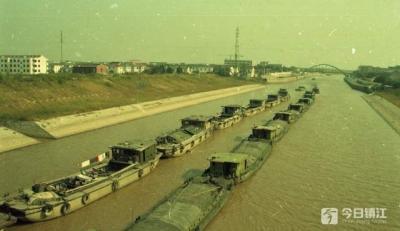 通过竣工验收 苏南运河镇江市区段有这些看点